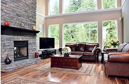 Estate home | Living room - M8TRIX5.com Development