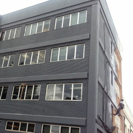 Pintura fachada SGI