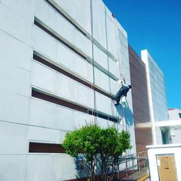 Pintura edificio sgi
