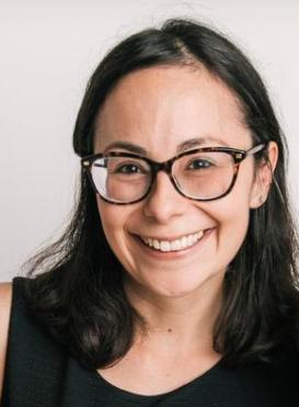 A headshot of Carla Ray Vaquez