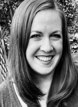 A headshot of Sarah Collins
