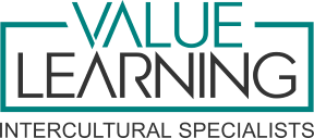 The Value Learning Logo in green and black text