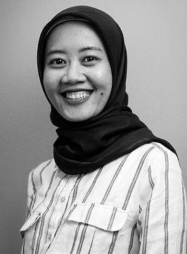 A headshot of Heidi Utami