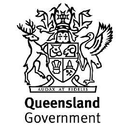 The Queensland Government logo