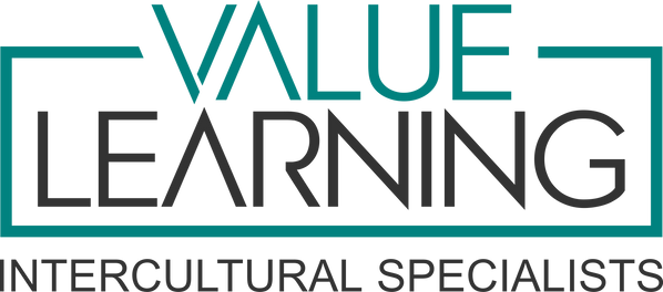 The Value Learning Logo in deep green and black