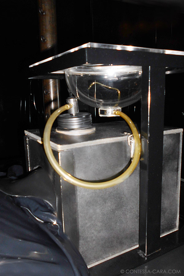 Natursekt Toilettenstuhl Kopfbox