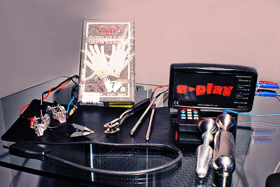 E-Play Elektrostimulation Stromgerät