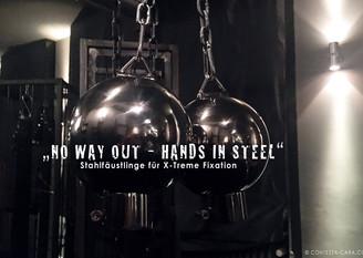 Hands in Steel - Stahlfäustlinge
