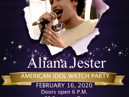 American Idol Watch Party Details February 16, 2020.