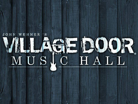 Performing at the Village Door Tonight 8 pm!