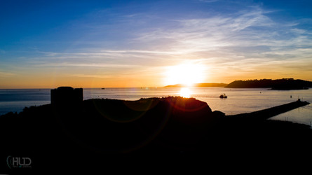 Mount Batten Sunset