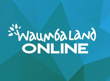 WAUMBA LAND ONLINE: Sept 13