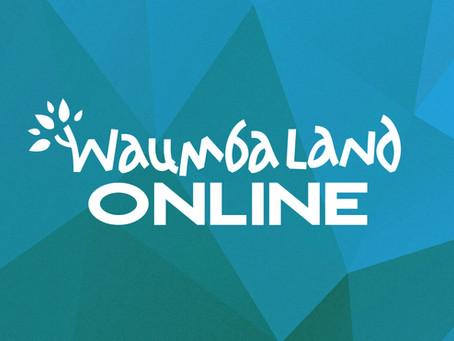 Waumba Land Online: April 5