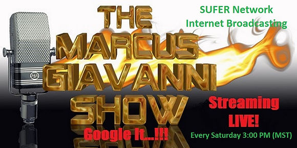 Marcus Giavanni Surfer Network Internet broadcasting