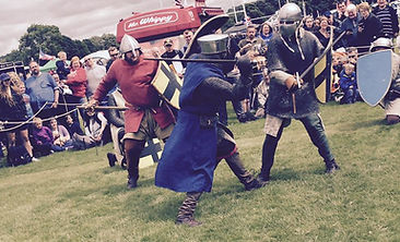 Knight Fights Sergeant and Levy