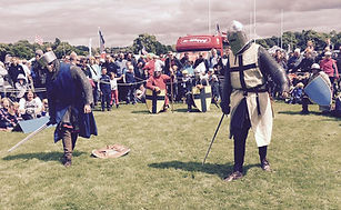13th Century Knight's Tournament