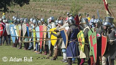 Battle of Evesham Reenactment