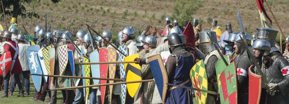 Battle of Evesham, 1265