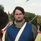 Knight in surcoat