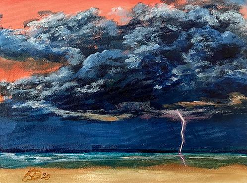 Blue Ocean Storm