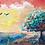 Thumbnail: Painted Tree