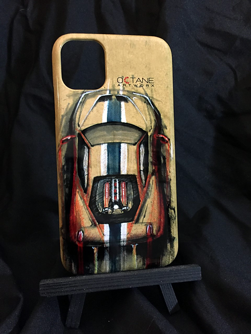 """""""Rocket"""" Snap-Fit Case (iPhone 11, Galaxy S9)"""