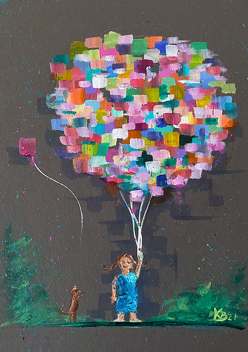 Square Balloons