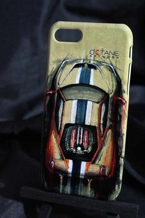 """Rocket"" Snap-Fit Phone Case"