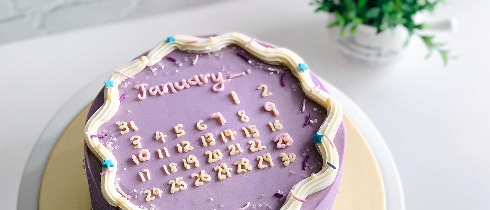 K-style Calendar