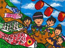 郝廷翰2021年 小童組 - 西畫 亞 軍 節日遊記.jpg