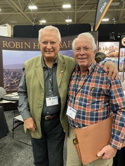 Robin Hurt and John Jackson