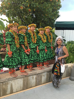 Chrissie at IUCN World Conservation