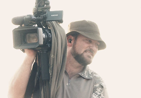 South African cameraman with many years'