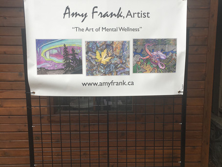 """""""The Art of Mental Wellness"""" Tagline"""