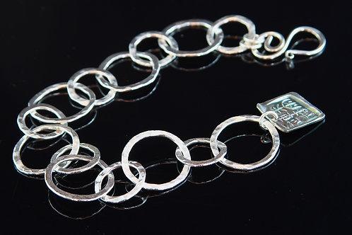 Circles in Circles Bracelet