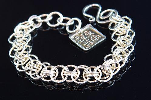 Parallel Weave Bracelet