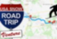 USA Snow Road trip