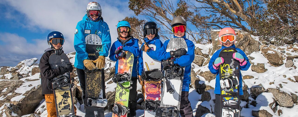 Falls Creek Snowboard Instruction