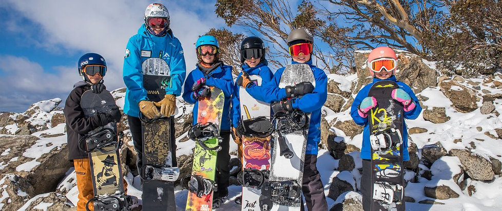 Snowboard Coaching Australia