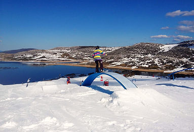 Snowboard Instruction Falls Creek