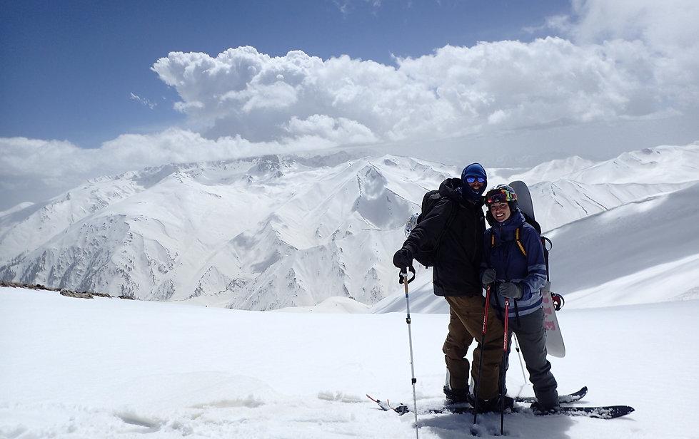 Ski and Snowboard tours