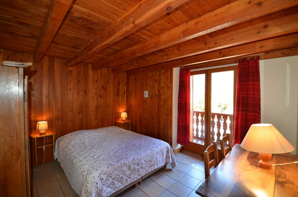 Slaapkamer 3 Marmotte - mijnfietsreis.jp