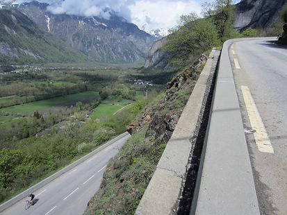 Op en rond Alpe d'Huez - mijnfietsreis.n