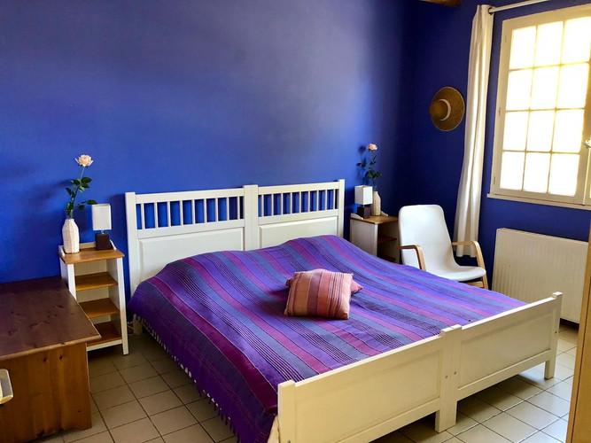 Slaapkamer accommodatie Mont Ventoux - m