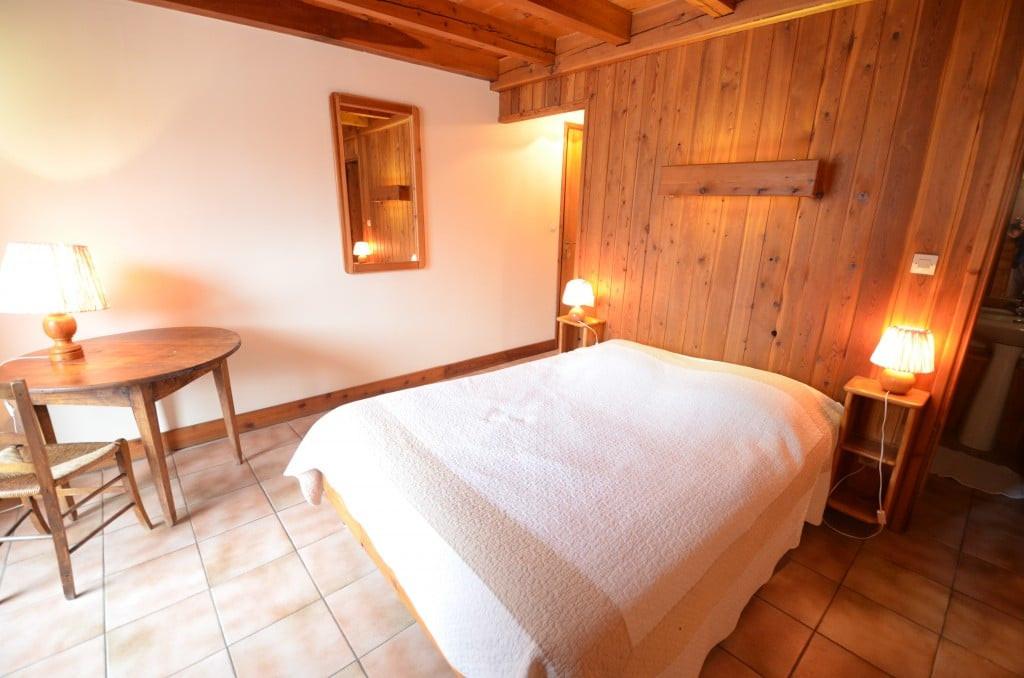 Slaapkamer 2 accommodatie Alpe d`Huez -