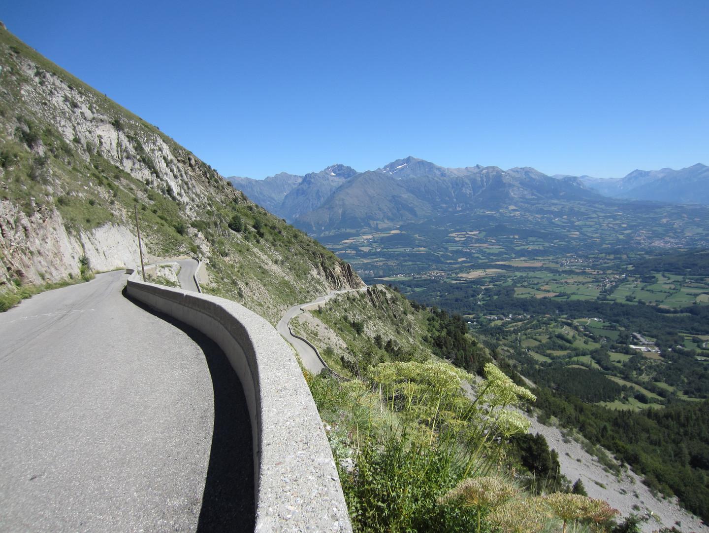 Op en rond Alpe d`Huez - mijnfietsreis.n