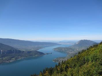 De meren van de Savoie - mijnfietsreis.n