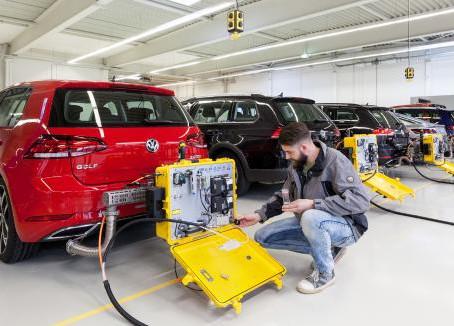 Schöne neue Scheinwelt für die Autoindustrie