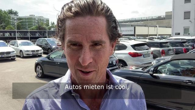 Uber Flotte über- und 1,5 Mrd. Dollar aufnehmen? Kein Problem für Georg Bauer von Fair.com!
