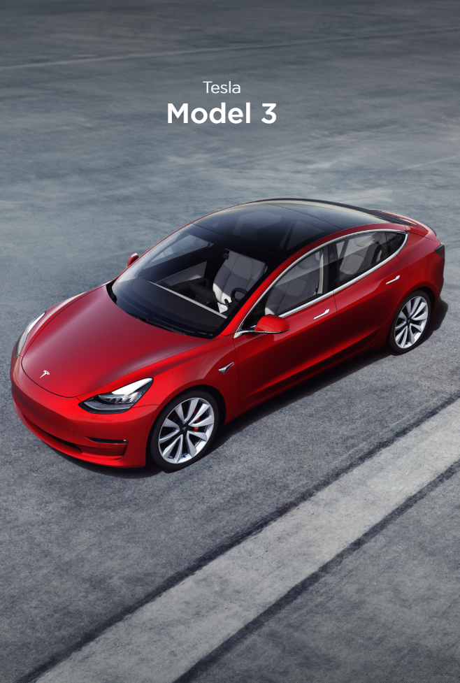 Tesla Model 3: Electric cars now 50% of all cars sold in Norway